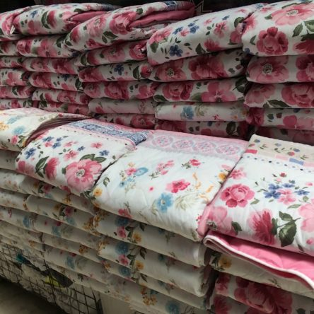 yatak örtüsü pamuk 240×250